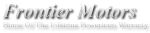 Frontier Motors Logo