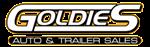 Goldies Auto & Trailer Sales Logo