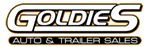 Goldies Auto & Trailer Sales Logo