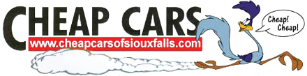 Cheap Cars of Sioux Falls Logo