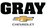 Gray Chevrolet Logo