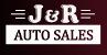 J & R Auto Sales Logo