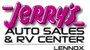 Jerry's Cars Logo
