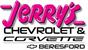 Jerry's Chevrolet and Corvette Center of Beresford Logo