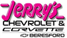Jerry's Chevrolet and Corvette Center of Beresford