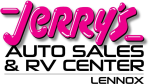 Jerry's of Lennox Logo