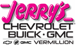 Jerry's Chevrolet, Buick GMC of Vermillion Logo