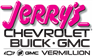Jerry's Chevrolet, Buick & GMC Center of Vermillion