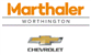 Marthaler Chevrolet of Worthington Logo