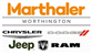 Marthaler Chrysler Dodge Jeep Ram Logo