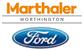 Marthaler Ford of Worthington Logo