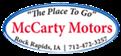 McCarty Motors