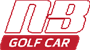 NB Golf Cars Logo