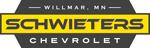 Schwieters Chevrolet of Willmar Logo