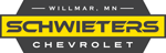 Schwieters Chevrolet of Willmar Logo
