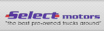 Select Motors Logo