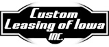 Custom Leasing of Iowa