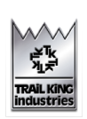All New Trail King Inventory