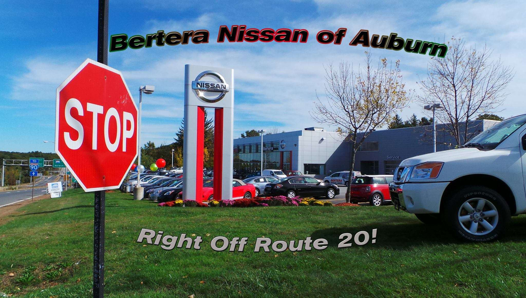 Bertera Nissan Auto Dealership