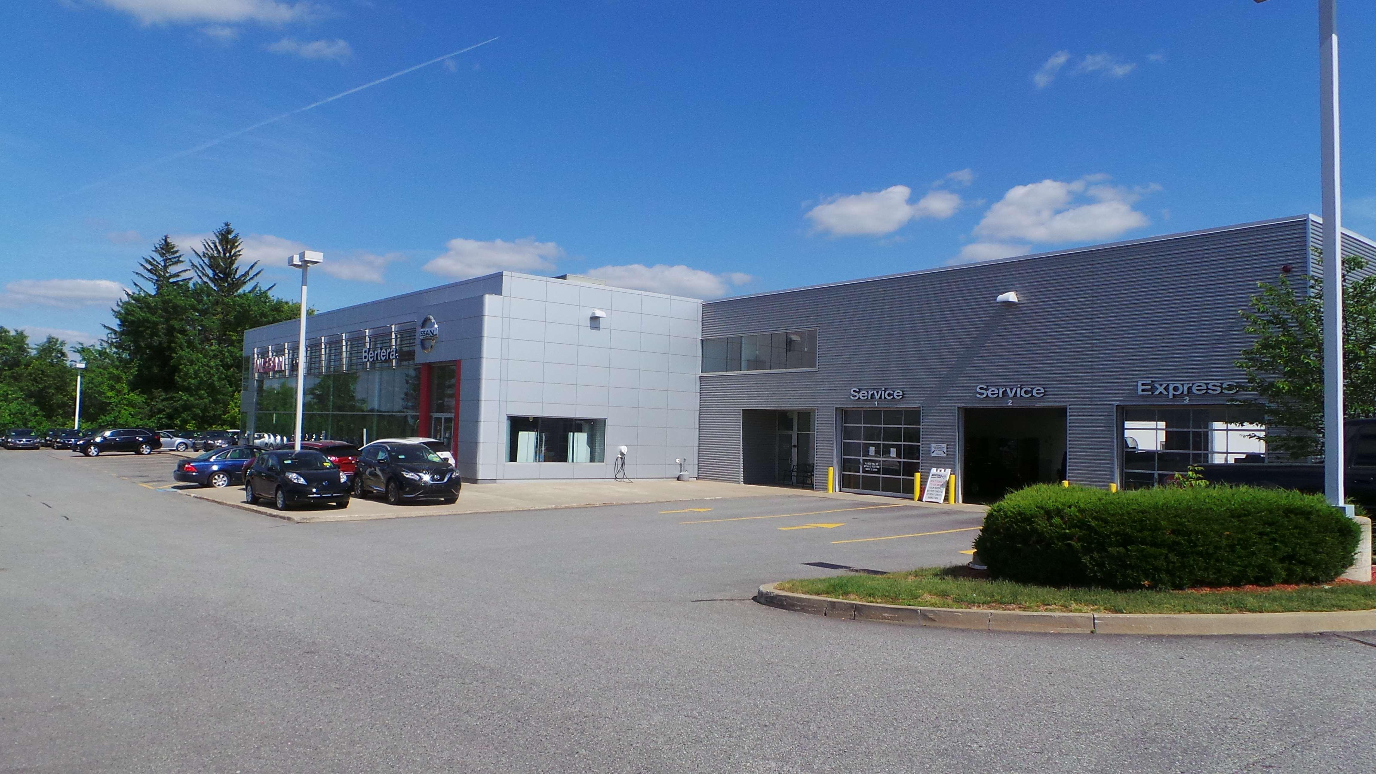 Bertera Nissan Service - Auburn, MA