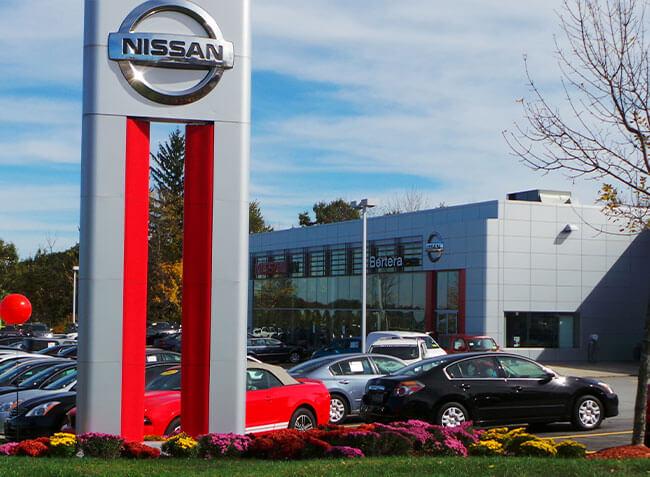 About Bertera Nissan