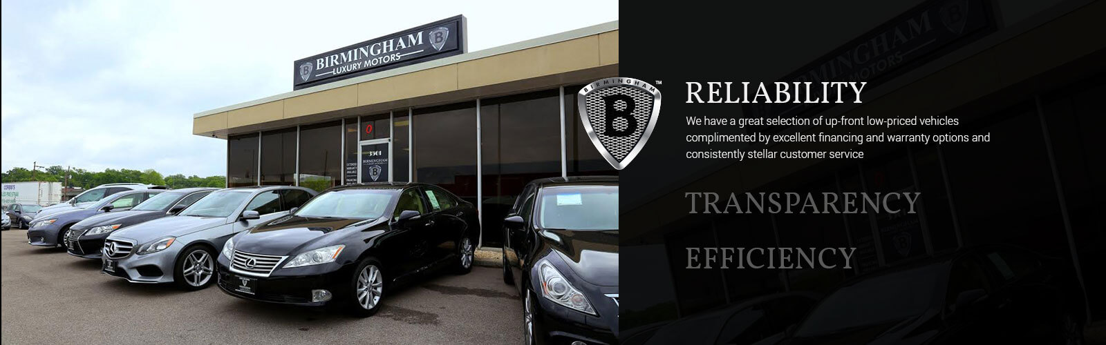 Birmingham Al Luxury Used Cars