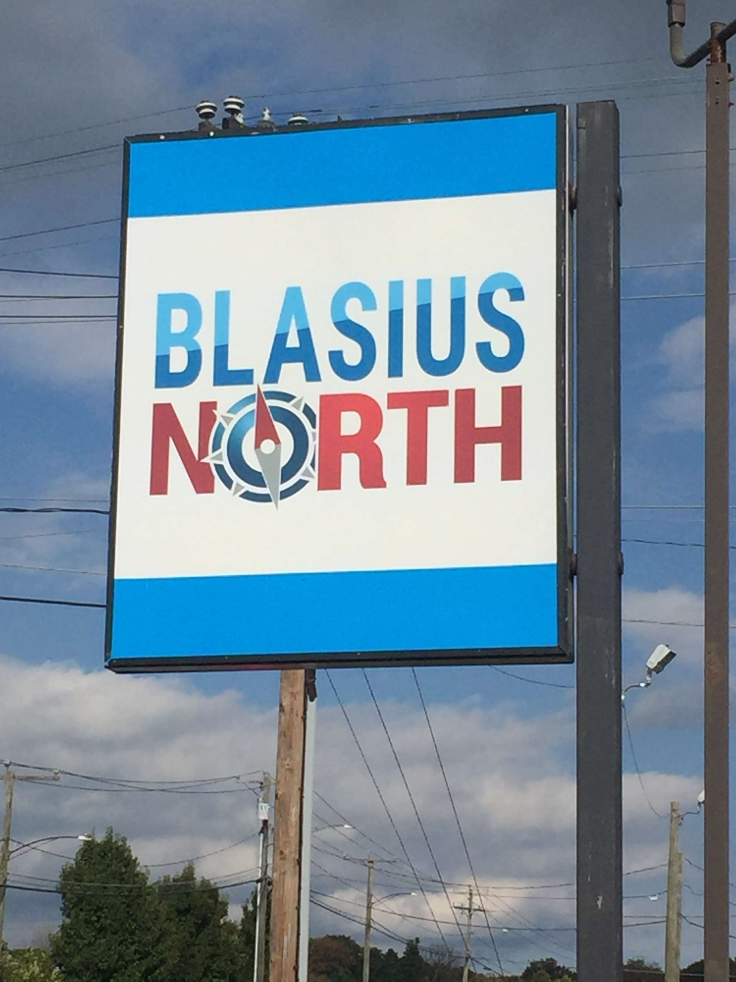 Blasius North Building