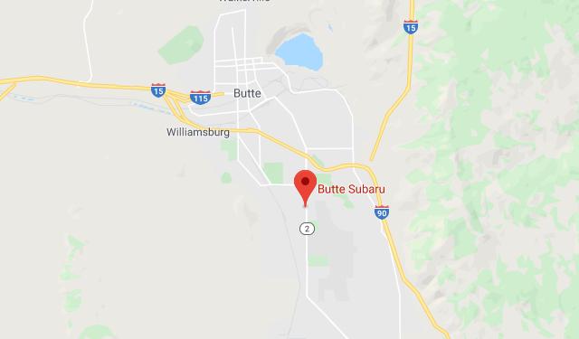 Butte Subaru