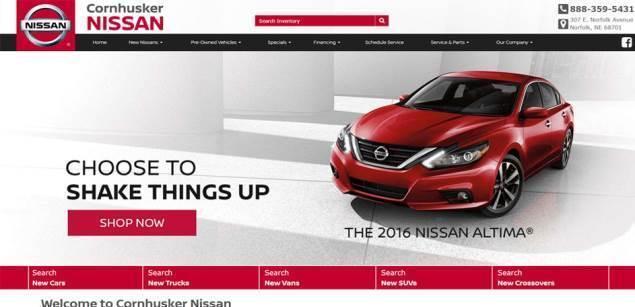Cornhusker Nissan