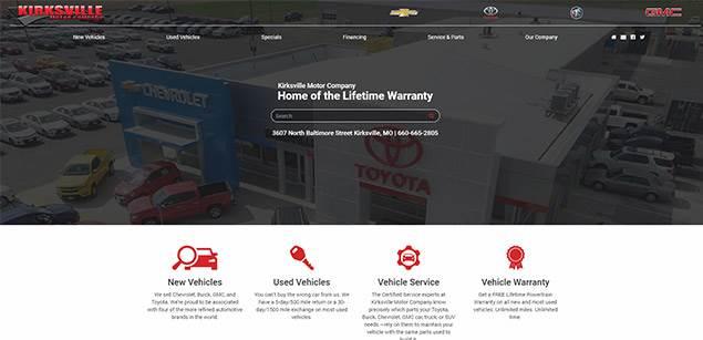 Kirksville Motor Company