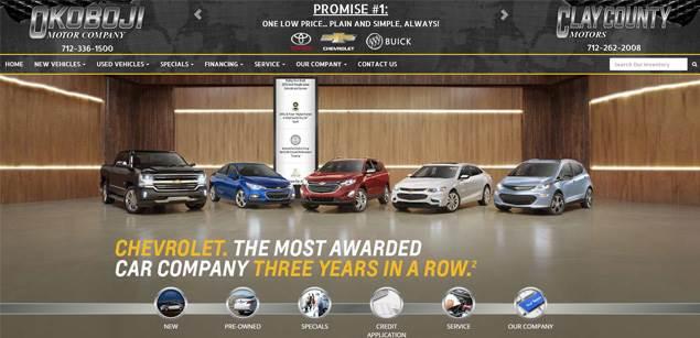 Okoboji GM Auto Company
