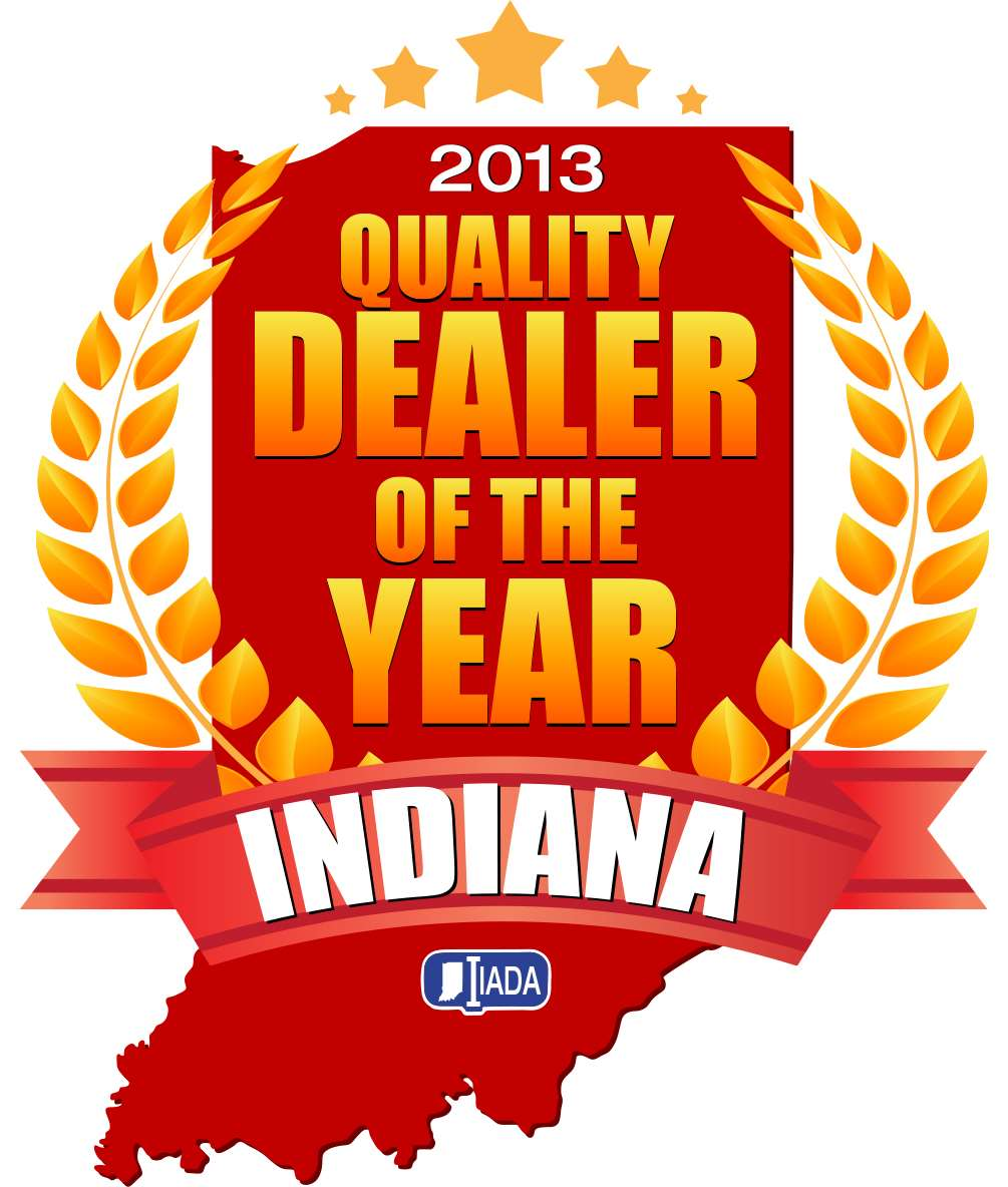 2013 Indiana Quality Used Car Dealer of the Year