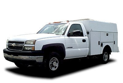 Service Bodies for Sale in Tampa