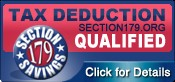 Tax Deduction Info on www.Section179.Org!