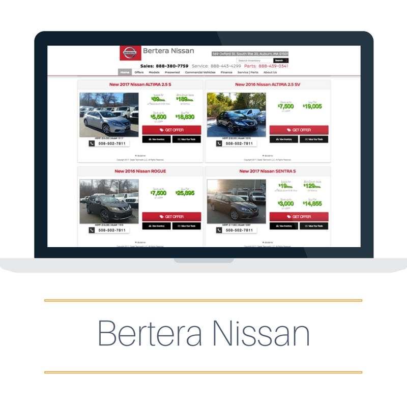 Bertera Nissan
