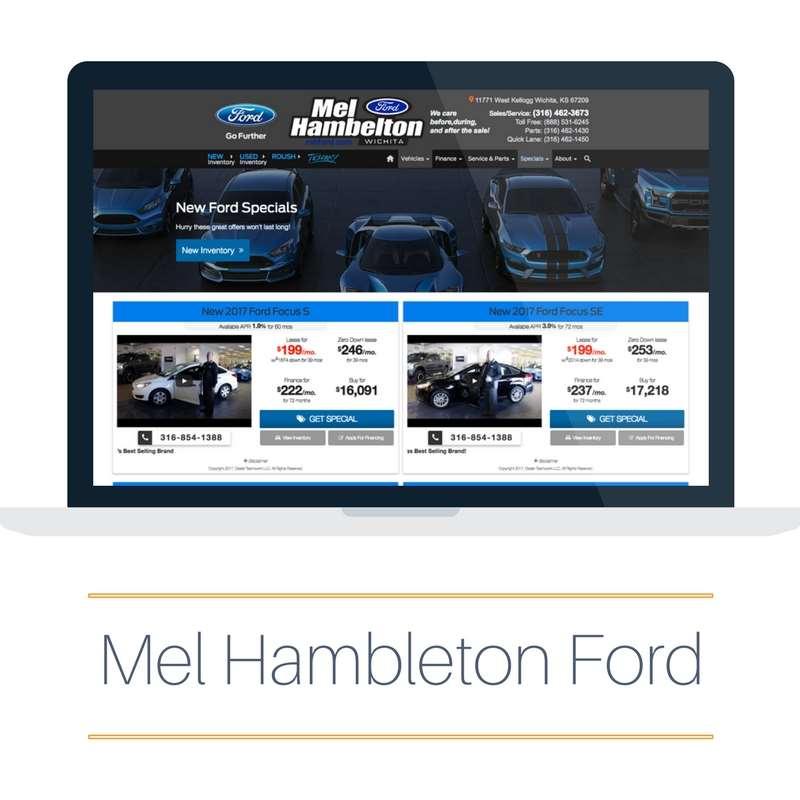 Mel Hambleton Ford