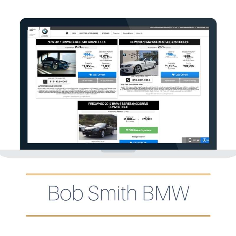 Bob Smith BMW