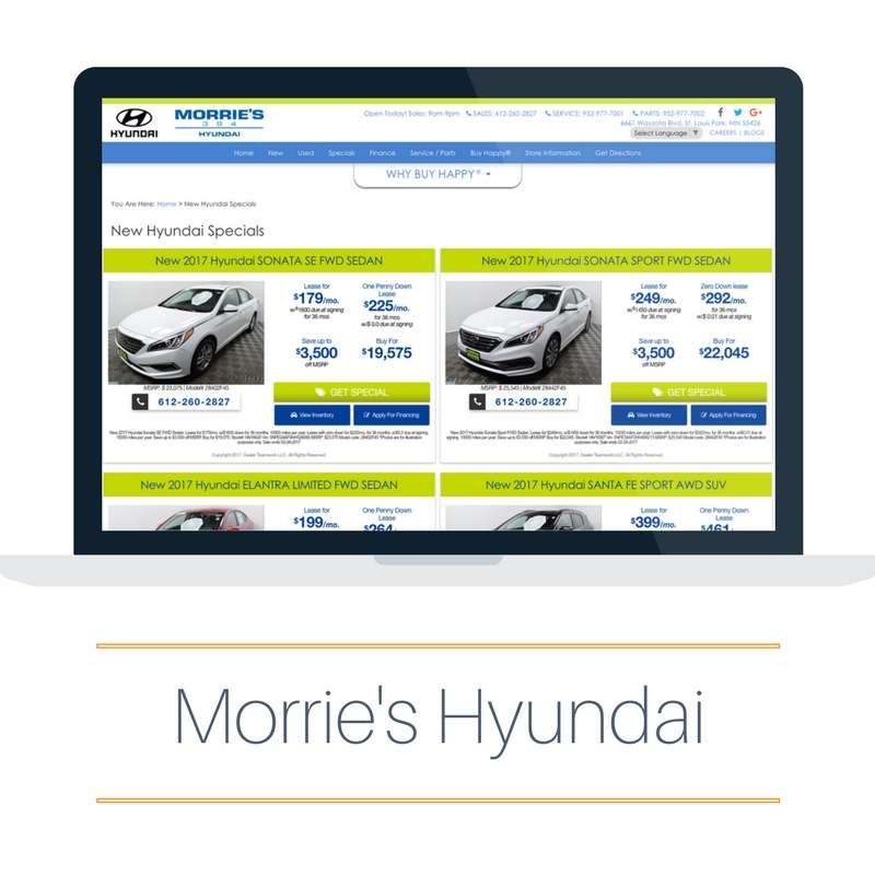 Morrie's Hyundai