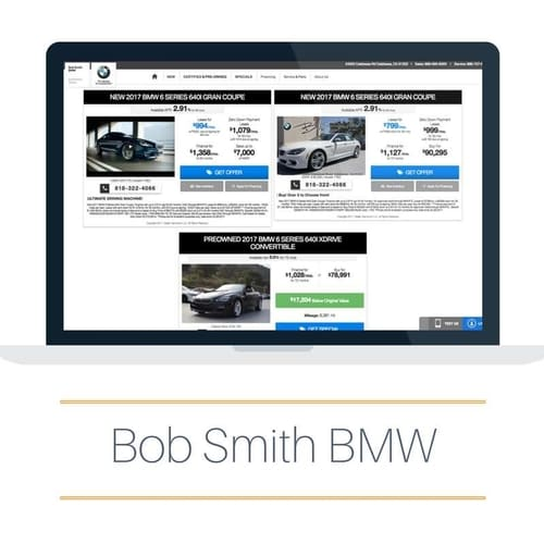 Sample - Bob Smith BMW