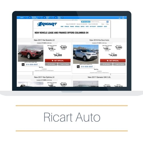 Sample - Ricart Auto