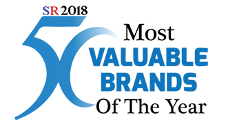 50 Most Valuabel Brands of 2018