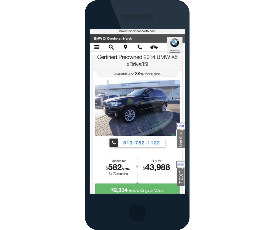 Dealer Teamwork BMW Marketing