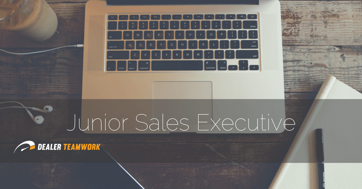 Junior Sales Executive