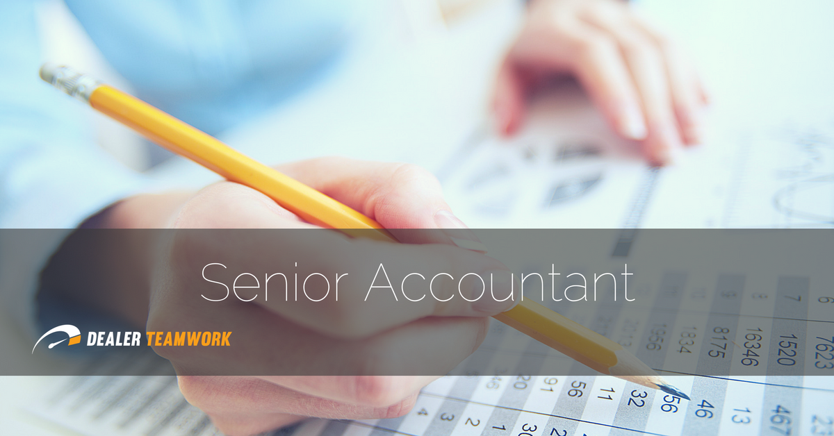 Senior Accountants