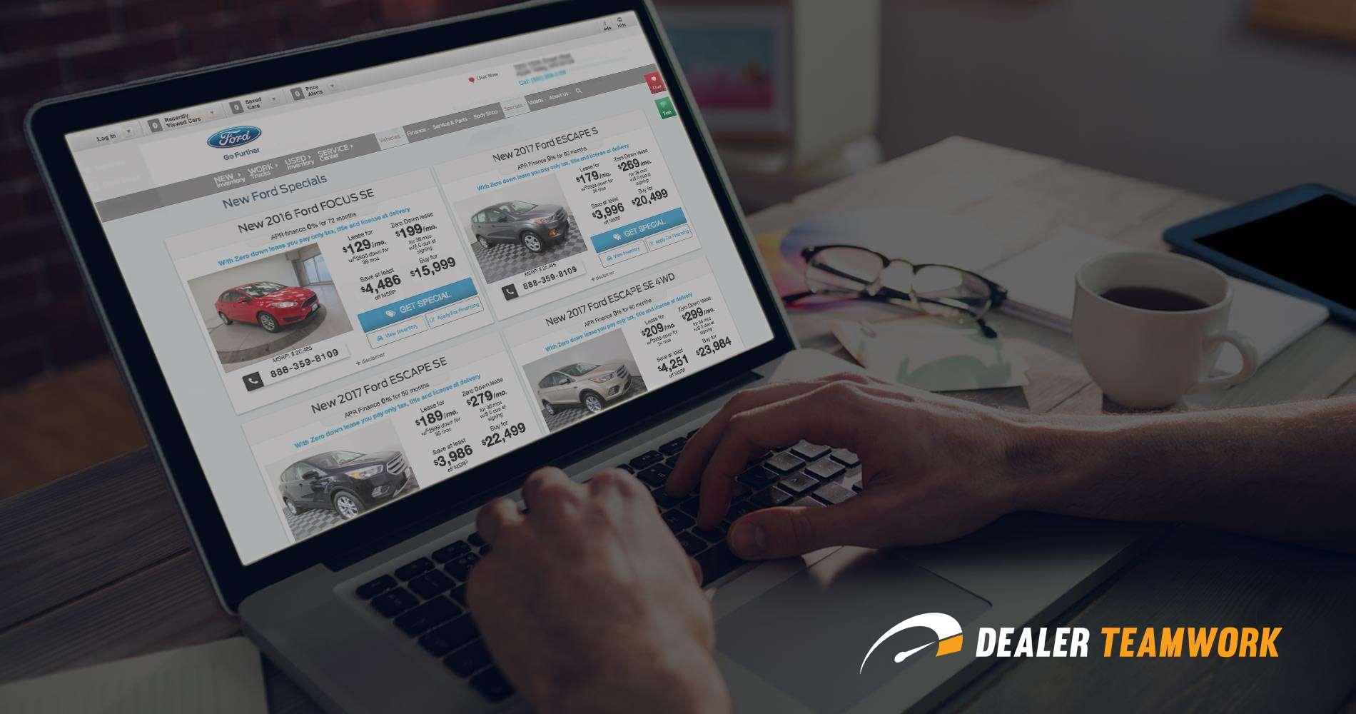 Digital Marketing Made Easy To Understand Amp Use Dealer Teamwork