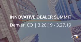Innovative Dealer Summit 2019 - Denver, CO