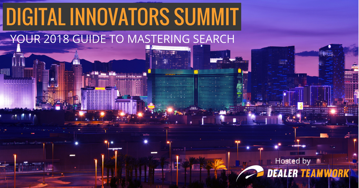 Digital Innovators Summit: Your 2018 Guide to Mastering Search