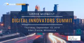 Digital Innovators Summit: Upper Midwest - Dealer Teamwork
