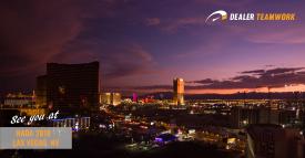NADA 2018, Las Vegas, NV - Dealer Teamwork
