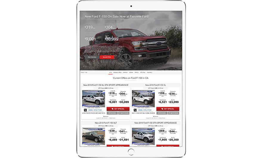 Dealer Teamwork - Ford Digital Co-op